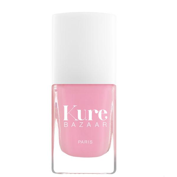 Pink natural nail polish - Macaron by Kure Bazaar  Natural