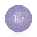 150€ E-Gift card - Ecocentric
