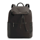 Greco backpack black canvas - Matt & Nat