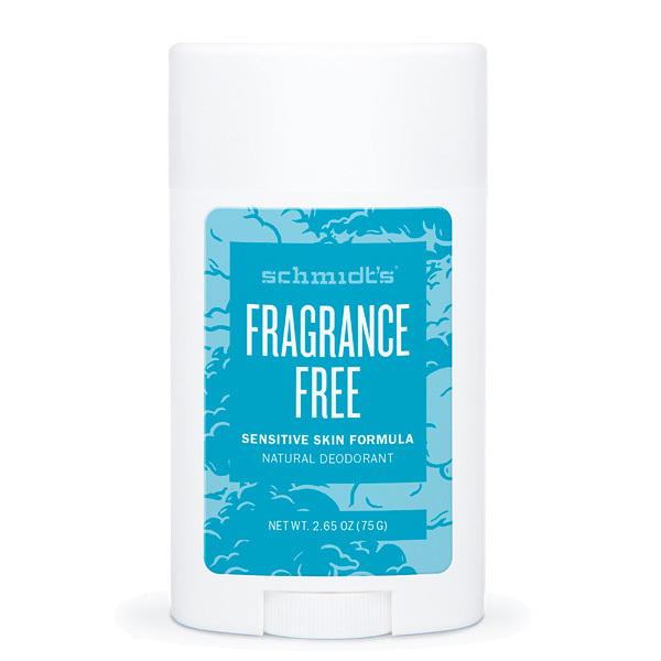 Natural deodorant for sensitive skin