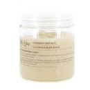 Luxurious organic body scrub