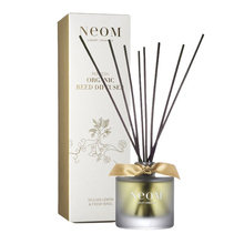 Refresh Reed diffuser - Sicilian Lemon & Fresh Basil