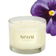 Inspiration Home candle - Violet, Chamomile & Cedarwood