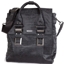 Black New-York messenger bag