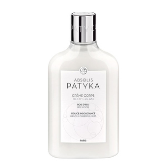 aa beauty - bodycare - patyka - Iris wood body cream