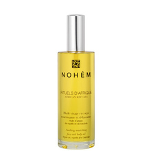 Soothing nourishing face and body oil