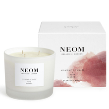 Sumptuous candle - Rose & neroli
