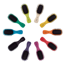 Mini hair brush (beech / nylon)