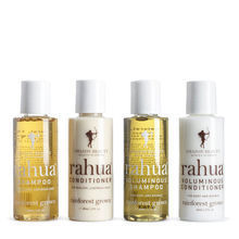 The Rahua jet setter kit