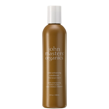 Color enhancing conditioner (for brown hair)