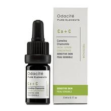 Facial Serum Ca + C : Sensitive skin - Odacité