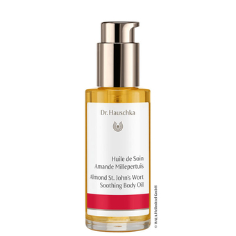 Almond St. John's Wort Soothing Body Oil - Dr. Hauschka