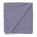 "Extra light cashmere stole - ""Jacandara"" purple"