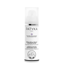 Lotus & Cotton quenching serum - Balancing soothing concentrate - Patyka