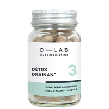 Drainage Detox - Targets butt & thighs - D-Lab