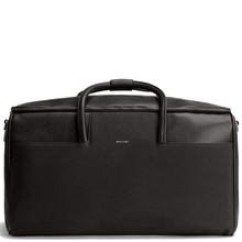 Zam black Weekender bag - Matt & Nat