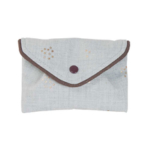 "Cards pouch ""Iris"" - Grey"