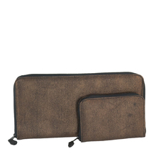 "Wallet ""Alceste"" (S-L) - Brown"