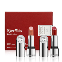 Lipstick à Deux gift set - Brilliant & Red - Kjaer Weis