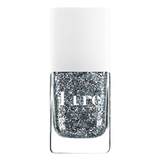 Argento natural glitter nail polish - Limited edition