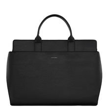 Gloria satchel - Black - Matt & Nat