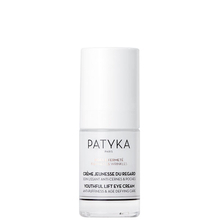 Youthful Lift Eye Cream - Anti-puffiness & age defying care - Patyka