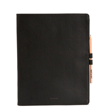 Magistral note pad sleeve - Black - Matt & Nat