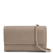 Drew small clutch - Feather - Matt & Nat