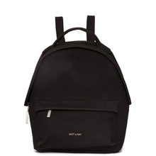 Munich mini backpack - Suede Black - Holiday collection - Matt & Nat