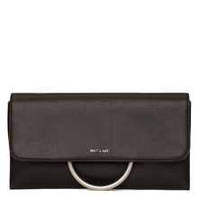 Klass clutch - Suede Black - Holiday collection - Matt & Nat