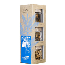 Time to Move gift set - Lov Organic