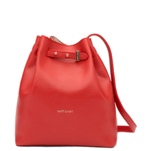 MN Lexi bucket bag - Ruby - Matt & Nat