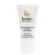 Organic effective eye contour with jojoba extracts - Iroisie
