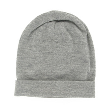 Una grey Alpaca hat