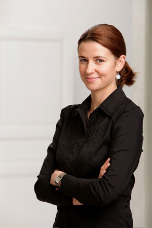 Noemie de Goys, founder of Nohèm ethical and organic beauty brand