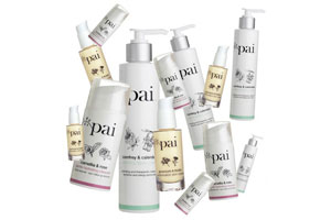 Pai organic face Skincare for sensitive skin types