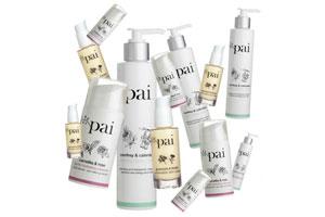 Pai organic face Skincare for sensitive skin types