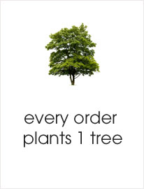 Every order plants one tree