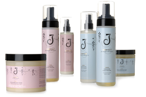 Jo Wood Organics' luxury perfume, bath and natural body care products