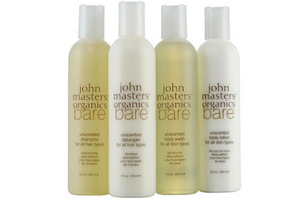 John Masters Organics luxury organic shampoo, hair treatments and cosmetics