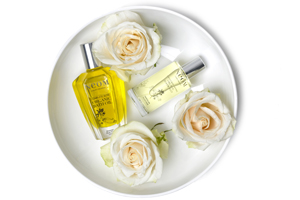 Neom Luxury Organics natural aromatherapy home scents and organic spa beauty body products