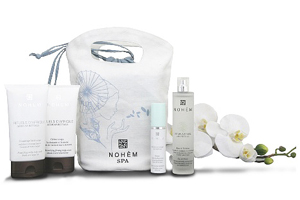 World organic beauty secrets natural skincare brand Nohem