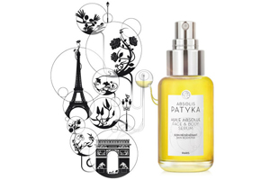 Patyka luxury organic cosmetics and natural beauty products French brand
