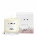 Complete bliss candle - Moroccan Blush Rose - Neom Organics