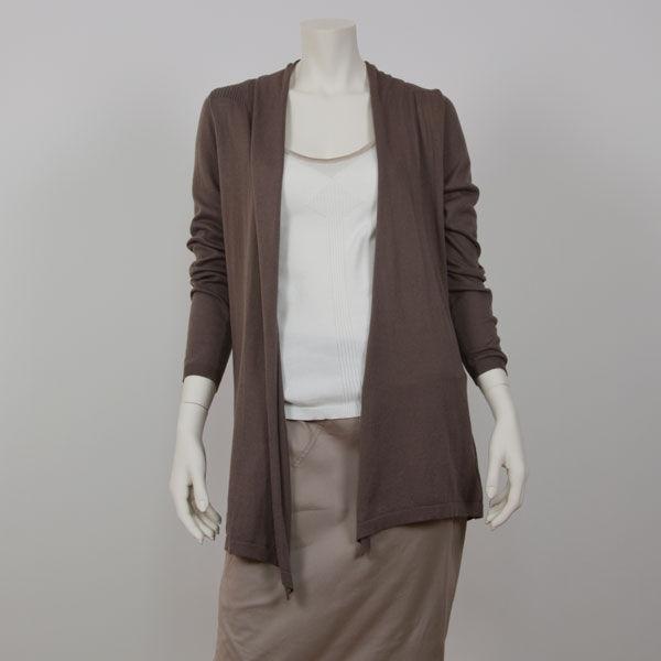 3e01d58a233ca Kami organic cotton ecru knitt tank top