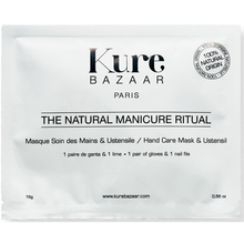 The Natural Manicure Ritual kit