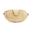 Miss Mary leather clutch - Nude - Sonya Kashmiri