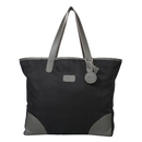Shopper Bag - Joy - Grey/Black - Beliya