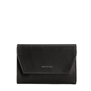 Vera S wallet - Black - Matt & Nat