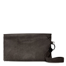 Clutch Bag - Vintage Look - Black - Jannissima